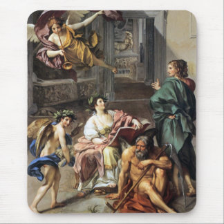 Allegory of History Mouse Pad