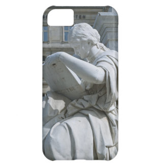 Allegory of History of Schiller Monument in Berlin Cover For iPhone 5C