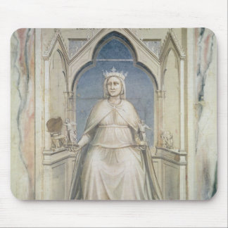 Allegory of Justice, c.1305 Mouse Pad