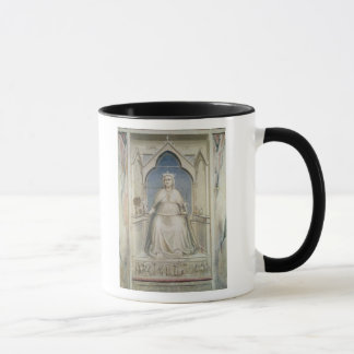 Allegory of Justice, c.1305 Mug