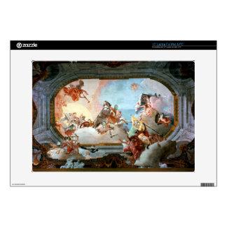 "Allegory of Marriage of Rezzonico to Savorgnan 15"" Laptop Skin"