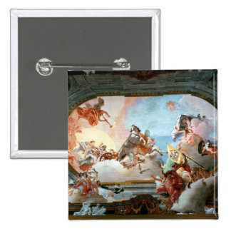 Allegory of Marriage of Rezzonico to Savorgnan Button