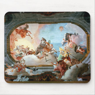 Allegory of Marriage of Rezzonico to Savorgnan Mousepads