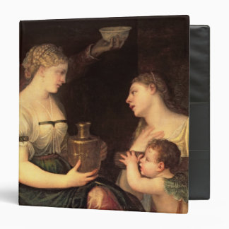 Allegory of Married life Binder