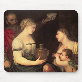 Allegory of Married life Mousepad