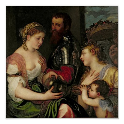 Allegory of Married Life Poster