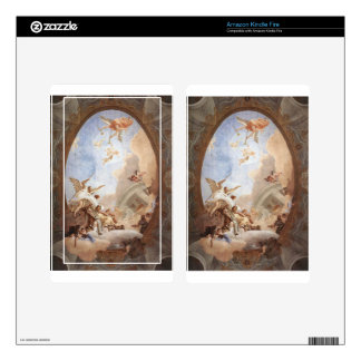 Allegory of Merit Accompanied by Nobility Skin For Kindle Fire