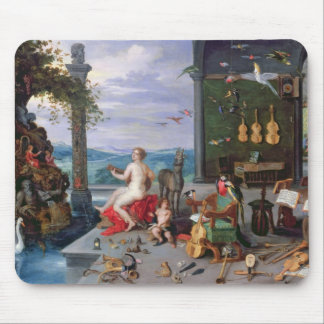 Allegory of Music Mousepad
