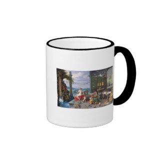 Allegory of Music Ringer Mug