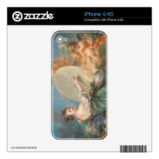 Allegory of Painting, 1765 (oil on canvas) Skins For The iPhone 4S