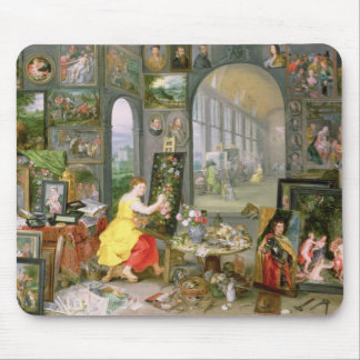 Allegory of Painting 2 Mouse Pads