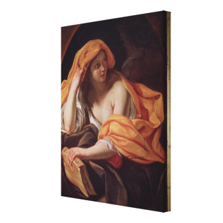 Allegory of Philosophy Canvas Print