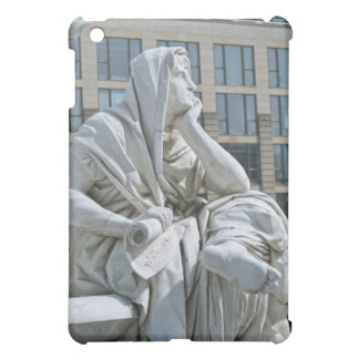Allegory of Philosophy of Schiller Monument in Ber iPad Mini Cover