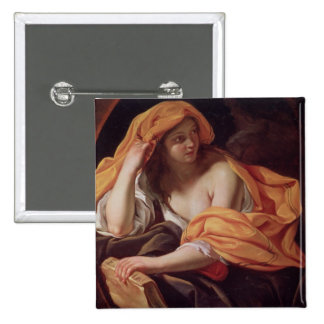 Allegory of Philosophy Pinback Button