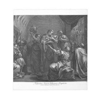 Allegory of Providence Giovanni Battista Piranesi Notepad