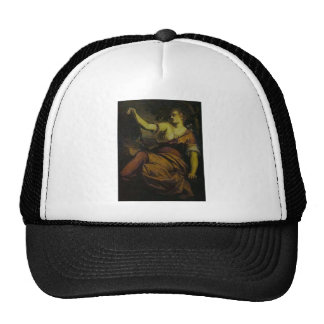Allegory of Prudence by Tintoretto Trucker Hat