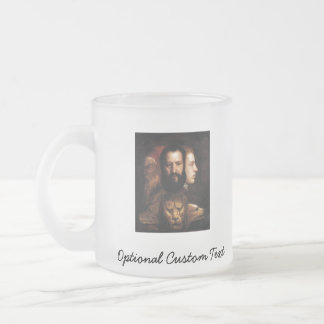 Allegory of Prudence Mugs