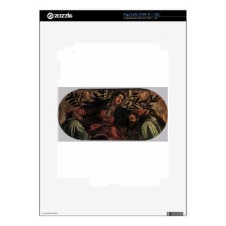 Allegory of Scuola della Misericordia Tintoretto iPad 2 Skins