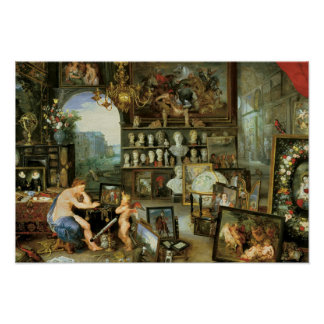 Allegory of Sight Print