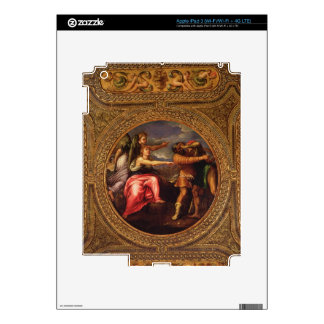 Allegory of Speed, Toil and Exercise, from the cei iPad 3 Decal