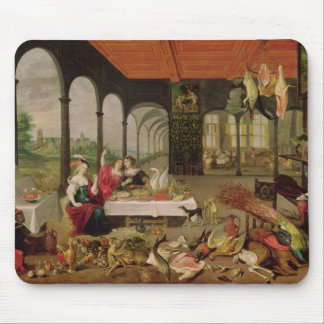 Allegory of Taste Mouse Pads