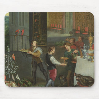 Allegory of Taste Mouse Pad