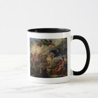 Allegory of the Battle of Austerlitz Mug