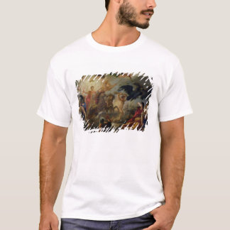 Allegory of the Battle of Austerlitz T-Shirt