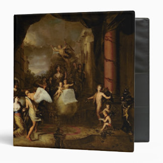 Allegory of the city of Amsterdam Binder