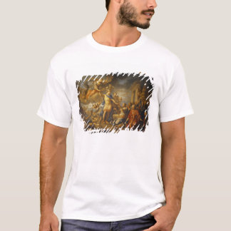 Allegory of the Peace of Aix-la-Chapelle, 1761 T-Shirt