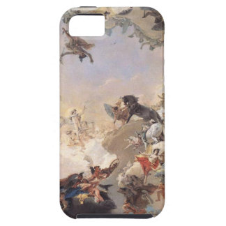 Allegory of the Planets and Continents by Giovanni iPhone SE/5/5s Case