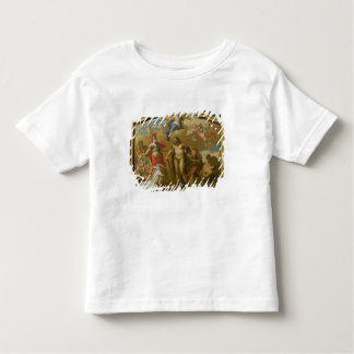 Allegory of the Power of Great Britain by Land, de Toddler T-shirt