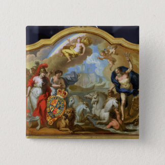 Allegory of the Power of Great Britain by Sea, des Button