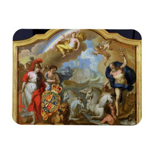 Allegory of the Power of Great Britain by Sea, des Magnet