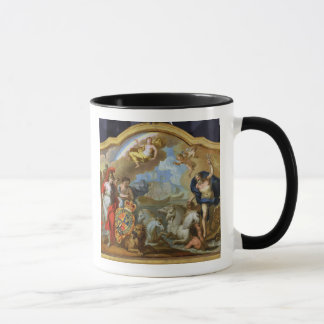 Allegory of the Power of Great Britain by Sea, des Mug