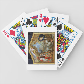 Allegory of the Power of Great Britain by Sea, des Deck Of Cards