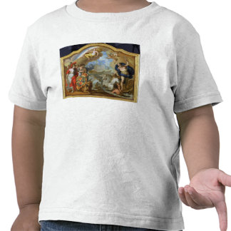 Allegory of the Power of Great Britain by Sea, des T-shirts
