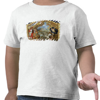 Allegory of the Power of Great Britain by Sea, des T Shirt