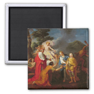 Allegory of the Recognition of Philippe de France Magnets