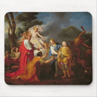 Allegory of the Recognition of Philippe de France Mouse Pad