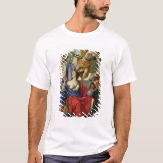 Allegory of the Regency of Anne of Austria  1648 T-Shirt