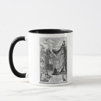 Allegory of the Report Given to Louis XVI Mug