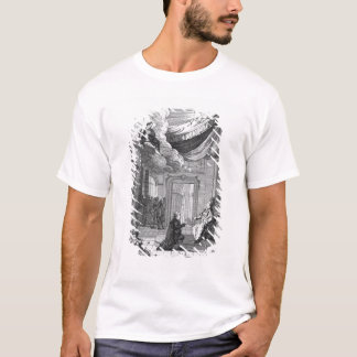 Allegory of the Report Given to Louis XVI T-Shirt