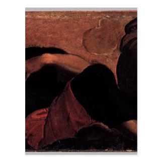 Allegory of the Scuola di San Giovanni Evangelista Postcard