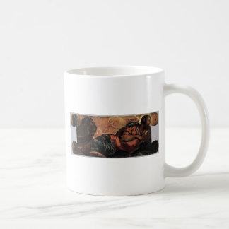 Allegory of the Scuola di San Marco by Tintoretto Coffee Mug