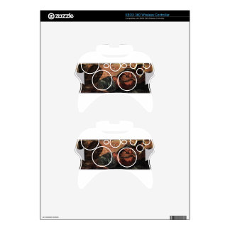 Allegory of the Scuola di San Marco by Tintoretto Xbox 360 Controller Decal