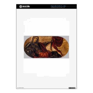 Allegory of the Scuola di San Teodoro Tintoretto iPad 2 Skin