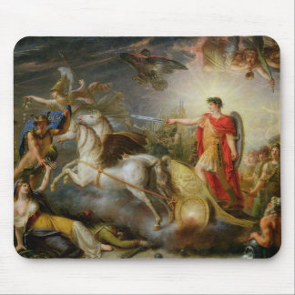 Allegory of the Surrender of Ulm Mouse Pad