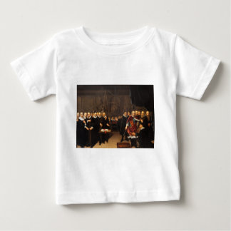 Allegory of the Theological Dispute Arminianists Baby T-Shirt