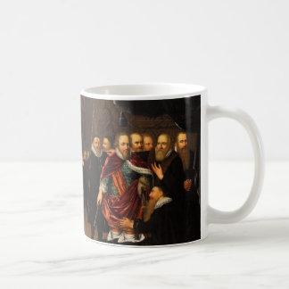 Allegory of the Theological Dispute Arminianists Coffee Mug
